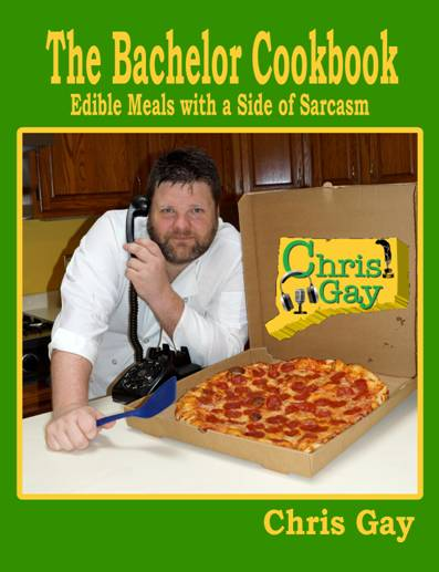 Chris Gay The Bachelor Cookbook