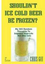 Shouldn't Ice Cold Beer be Frozen